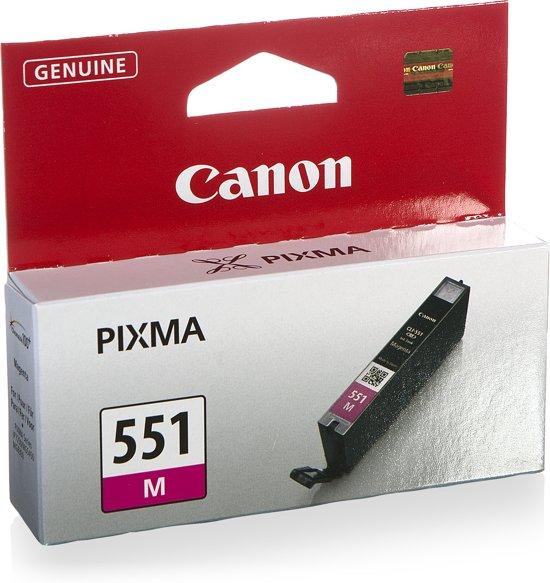 Canon CLI-551M - Inktcartridge / Magenta