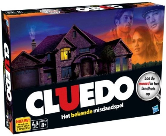 Cluedo - Bordspel in Hollandscheveld