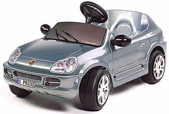 Uniek Speelgoed Vandaag Speciale Porsche Cayenne