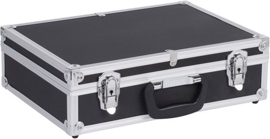 varo prm10101b aluminium koffer lichtgewicht zwart. Black Bedroom Furniture Sets. Home Design Ideas