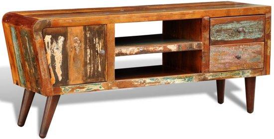 Sloophout tv meubel multi hout for Sloophout meubels