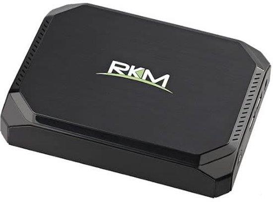 Rikomagic MK36S 1.44GHz x5-Z8300 Zwart
