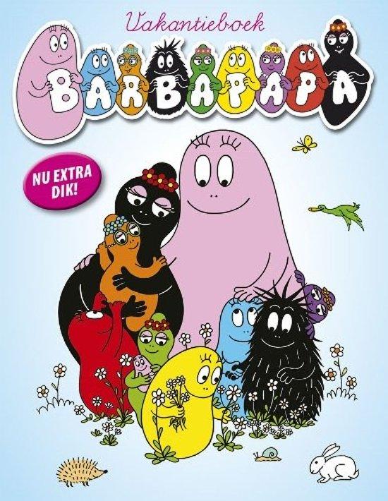 Barbapapa vakantieboek sanoma 9789058559746 for Sanoma media bv