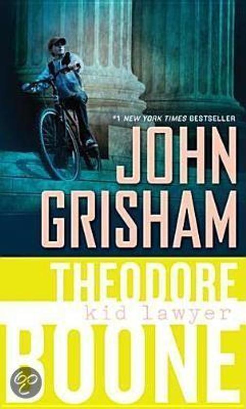 bol.com   Theodore Boone: Kid Lawyer, John Grisham ... Theodore Boone Nederlands