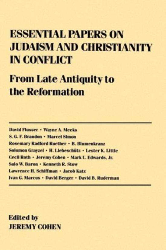 Essays on judaism