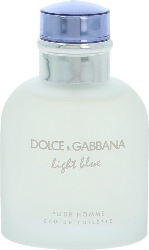 dolce gabbana light blue for men 75 ml eau. Black Bedroom Furniture Sets. Home Design Ideas