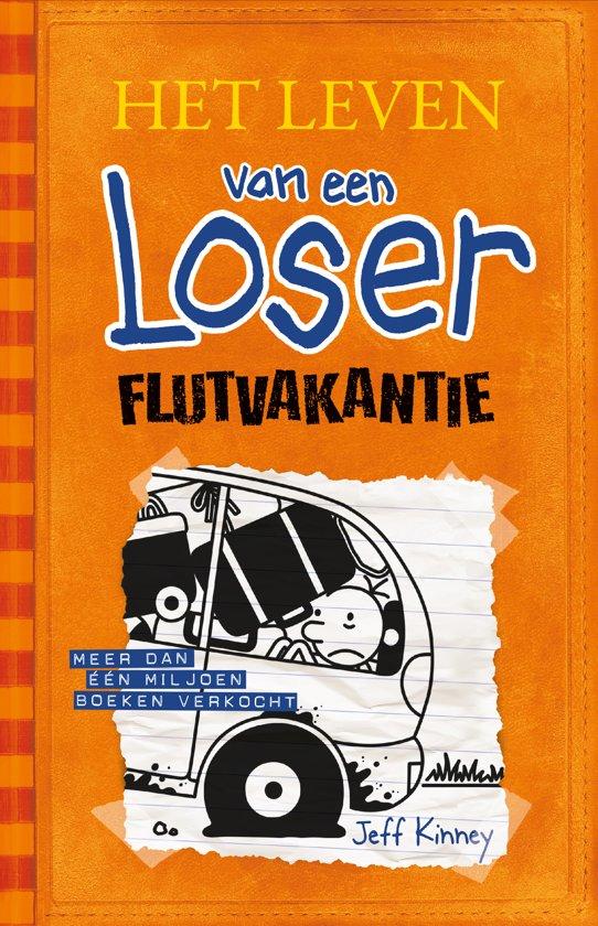 Het leven van een Loser 9 - Flutvakantie - Jeff Kinney - 9789026138409