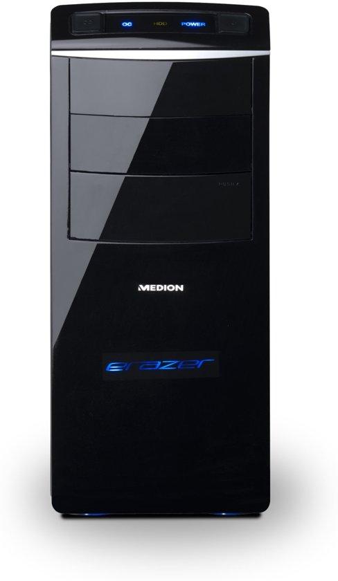 MEDION ERAZER QWERTY GAMING PC X5348 G