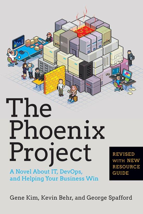 bol.com   The Phoenix Project (ebook) Epub zonder