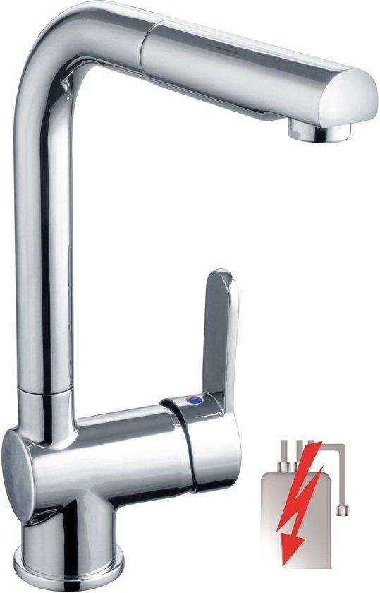 Wasbak Keuken Installeren : bol.com Sch?tte London Design Keukenkraan voor Waterverwarmer met