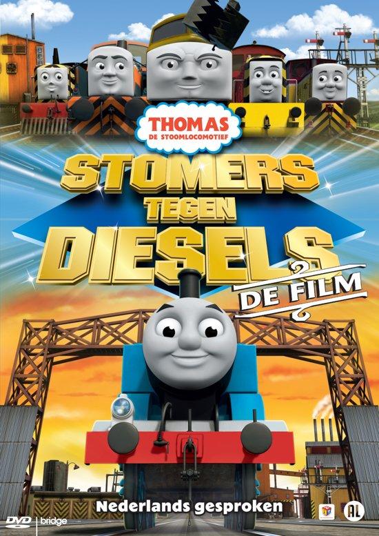 Thomas De Stoomlocomotief - De Film: Stomers Tegen Diesels