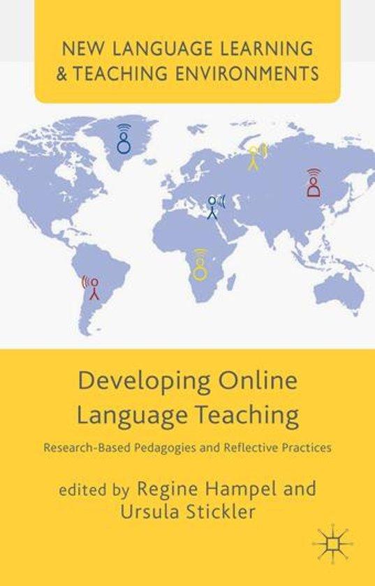 Developing Online Language Teaching: www.bol.com/nl/p/developing-online-language-teaching/9200000041058736