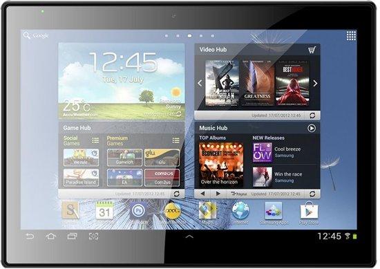 MMTC Benelux Studio Tab ST-1022 8GB Black