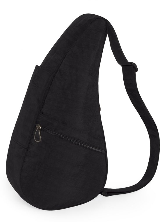 The Healthy Back Bag Textured Nylon Black Small in Loveren