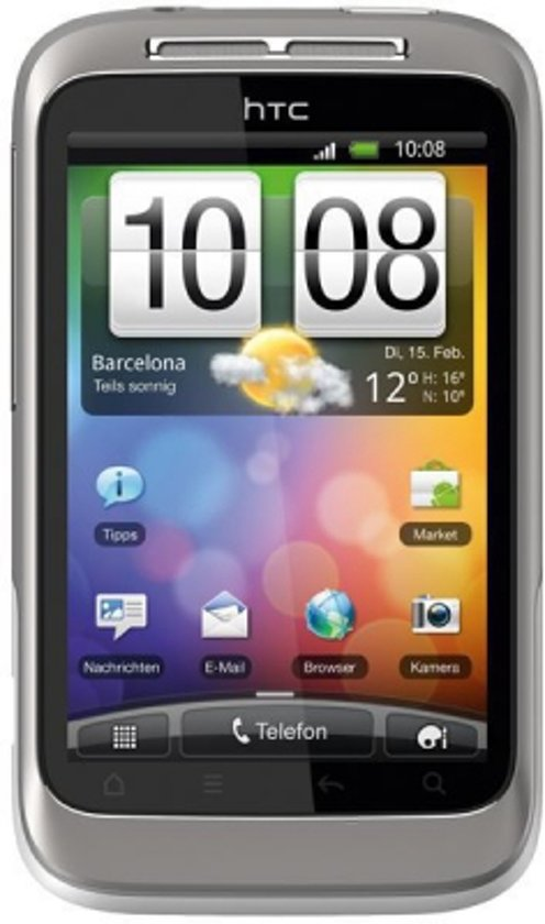 HTC Wildfire S - Grijs