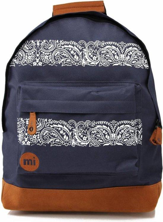 Mi-Pac backpack Bandana Navy in Witmarsum / Wytmarsum