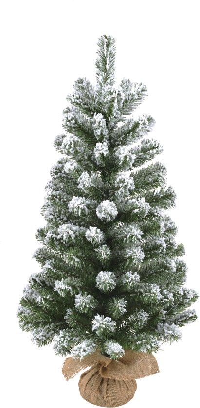 kerstboom nodig vandaag speciale black box trees kerstboom w burlap slim harwood h90. Black Bedroom Furniture Sets. Home Design Ideas