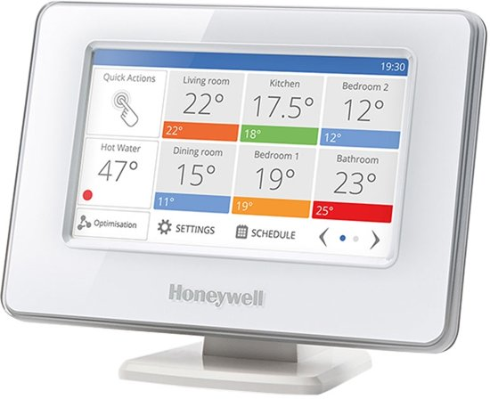 bol.com | Honeywell Evohome - Multizone - OpenTherm ...