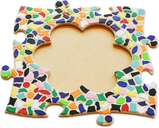 Mozaiek pakket kinderen Fotolijst Bloem in Neuville (Philippeville)