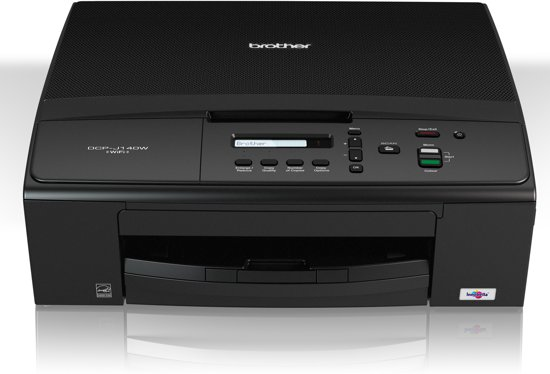 Brother DCP-J140W - Multifunctional Printer (inkt)