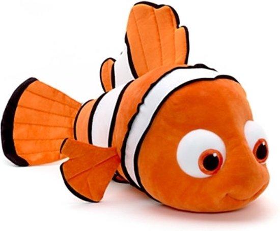 Finding Nemo pluche knuffel - Clownvis Nemo 40 cm. in \'t Haantje