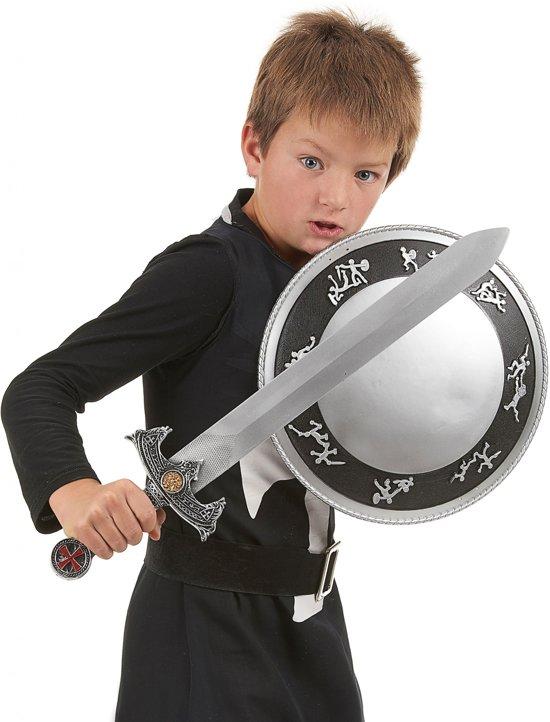 Ridderkostuum en accessoires voor kinderen - Verkleedkleding - One size in Waterland-Oudeman