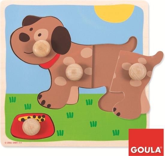 Jumbo InPuzzel Hond - 4 stukjes in Westelbeers