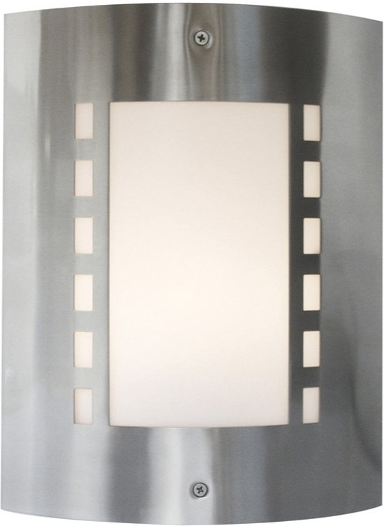 bol com   Zoomoi Wall I   Buiten wandlamp   buitenverlichting   wandverlichting   E27   geschikt