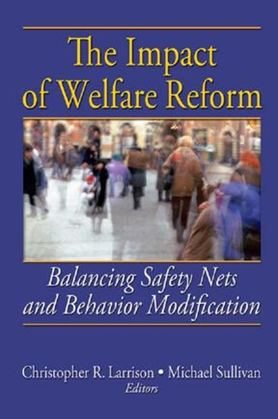 a welfare system in the united states should be reformed The us welfare system: in the us welfare is part of the temporary solution as in many other countries poverty in the united states: social welfare vs the market.