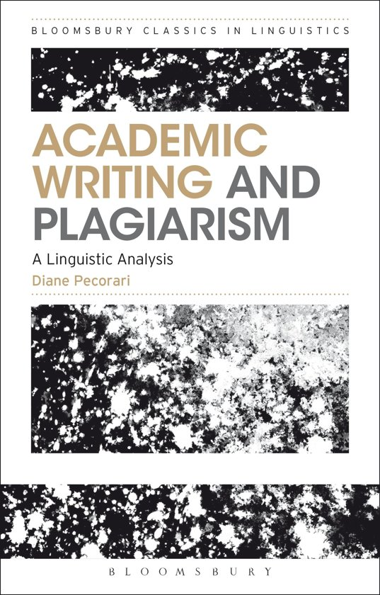 Philosophy problems of plagiarism in academic writing