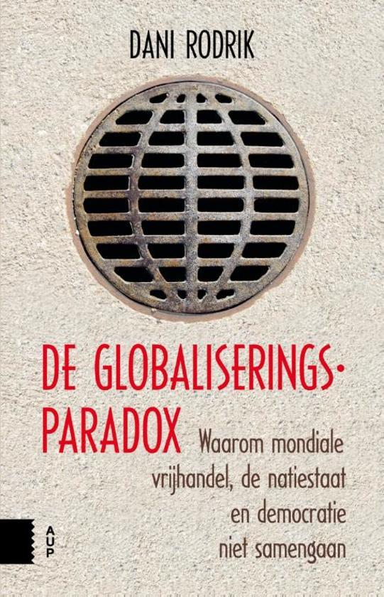 the globalization paradox by dani rodrik