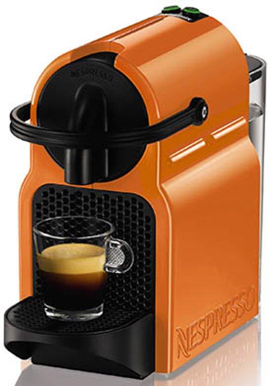 nespresso magimix inissia m105 oranje. Black Bedroom Furniture Sets. Home Design Ideas