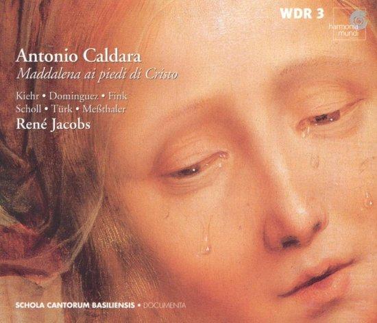 Antonio Caldara: Maddalena ai piedi di Cristo / Jacobs