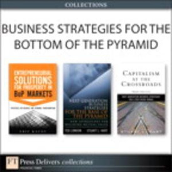 the bottom of the pyramid strategy 111 agency banking and bottom of pyramid strategy an agency bank is a company/organization that acts in some capacity on behalf of another bank, it, thus, cannot 112 bottom of the pyramid strategy and financial performance prahalad.