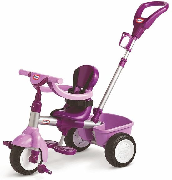 Little Tikes 3-in-1 Driewieler - Paars