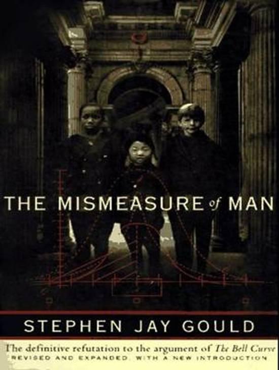 Mismeasure Of Man 31
