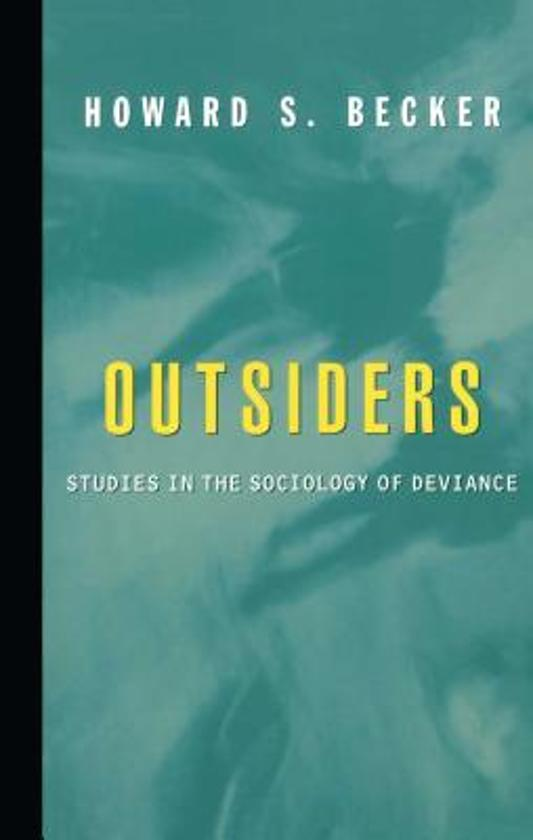 the outsiders howard becker review Howard s becker becker's 1963 book outsiders is credited as one of the first books on labeling theory and its application to studies of deviance howard saul becker .