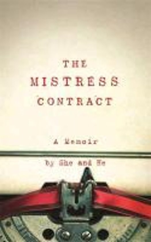 Bol Com The Mistress Contract She And He Amp He border=