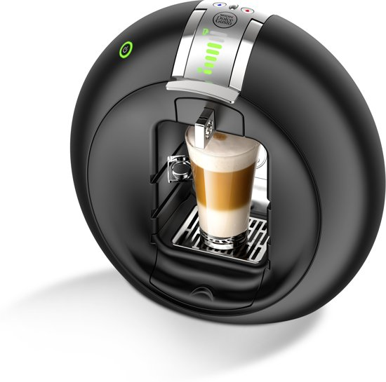 Krups Dolce Gusto Apparaat Circolo Automatic KP5108 - Mat zwart