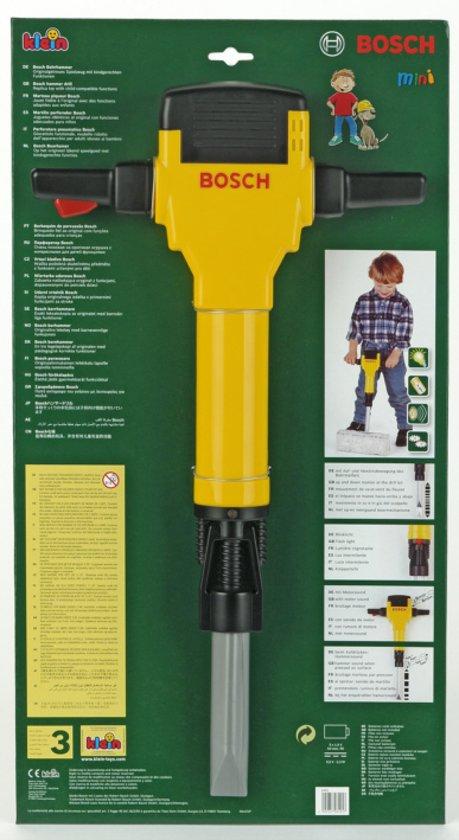 Bosch Speelgoed Professional Line Boorhamer in Elst