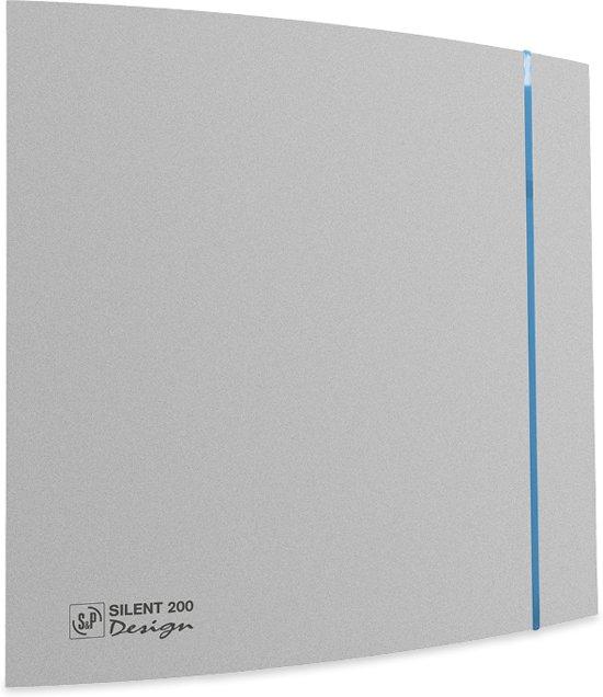 Badkamerventilator met hygrostaat – Aansluiten meterkast schema