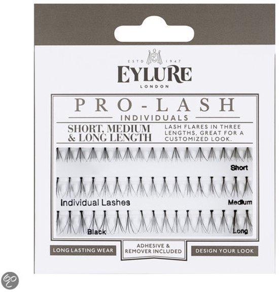 Eylure Individual Lashes - Large - Nepwimpers