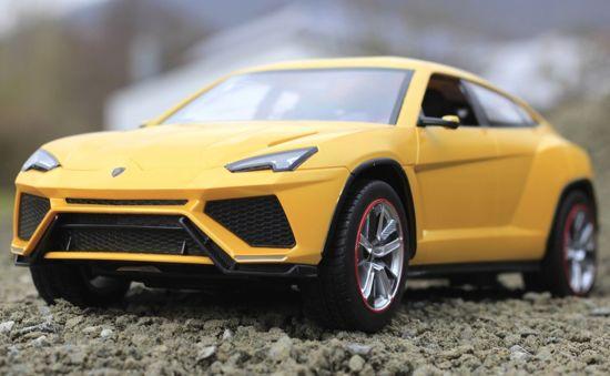 Jamara Lamborghini Urus 1:14 yellow 40MHz in Saint-Gérard