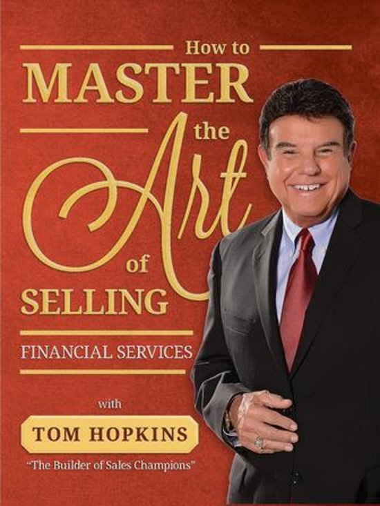 how to master the art of selling financial services pdf