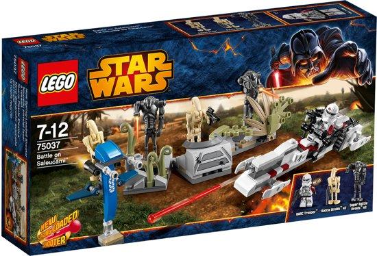 LEGO Star Wars Veldslag op Saleucami - 75037 in Schalkhoven