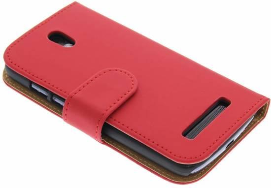 Rode Keukenapparaten : bol.com Rode booktype hoes – HTC Desire 500 Elektronica