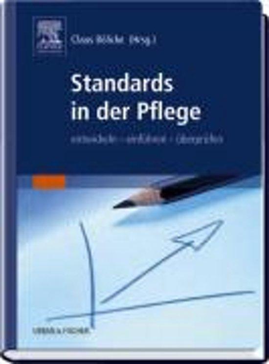 Standards in der Pflege