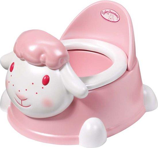 Baby Annabell toilet potje in Stegeren