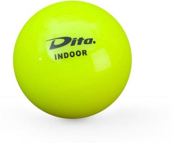 bol.com | Dita Indoor - Zaalhockeybal - Geel | Sport en Vrije tijd Dita Hockey
