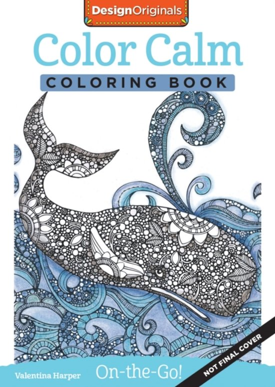 Color Calm Coloring Book Valentina Harper